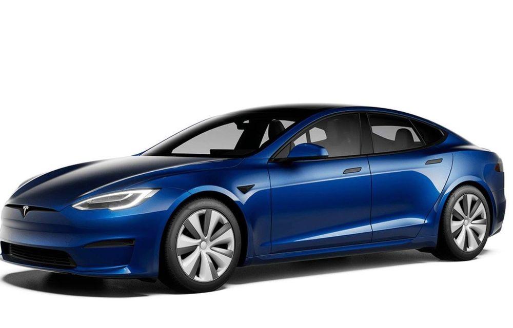 Tesla a lansat cel mai performant Model S din istorie: 1100 CP și autonomie de peste 840 de kilometri - Poza 5