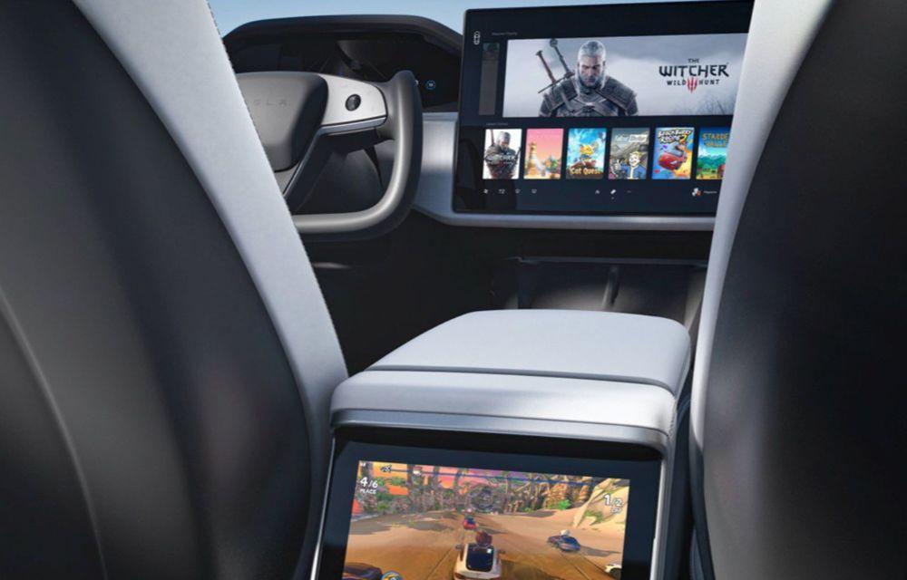 Tesla a lansat cel mai performant Model S din istorie: 1100 CP și autonomie de peste 840 de kilometri - Poza 3
