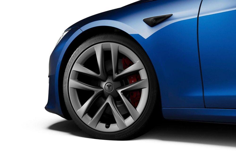 Tesla a lansat cel mai performant Model S din istorie: 1100 CP și autonomie de peste 840 de kilometri - Poza 8