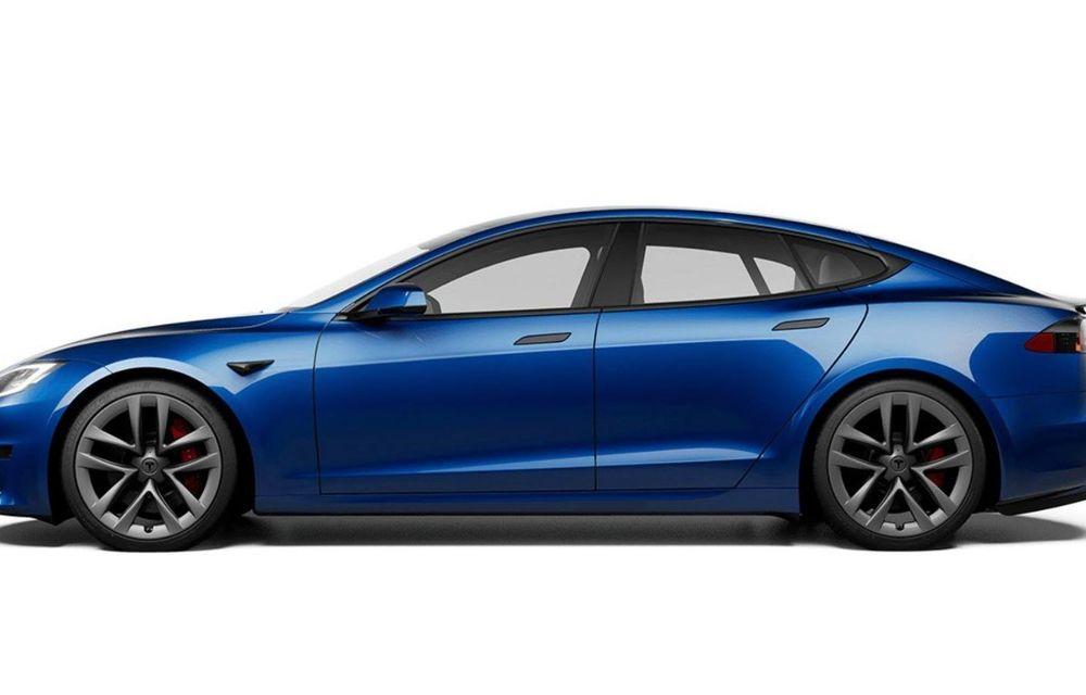 Tesla a lansat cel mai performant Model S din istorie: 1100 CP și autonomie de peste 840 de kilometri - Poza 6
