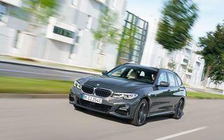 BMW își extinde gama de modele plug-in hybrid cu noile 320e și 520e