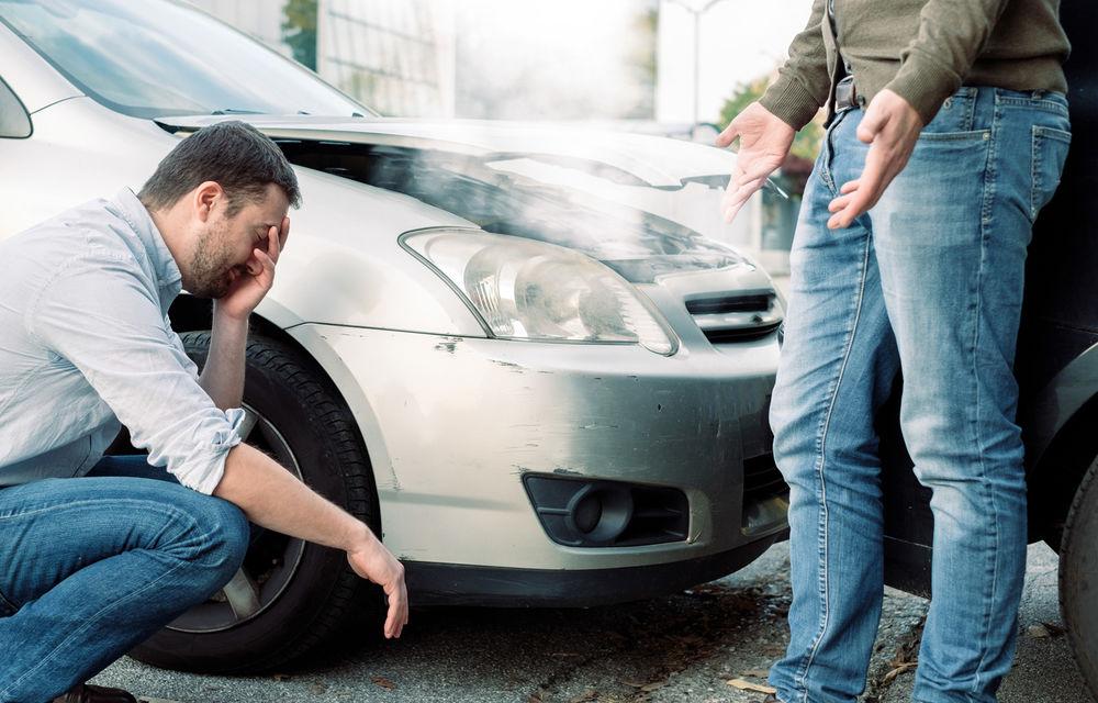 Studiu: jumătate dintre şoferii români consideră că riscul de a fi implicaţi într-un accident auto este ridicat - Poza 1