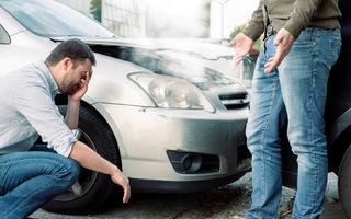 Studiu: jumătate dintre şoferii români consideră că riscul de a fi implicaţi într-un accident auto este ridicat