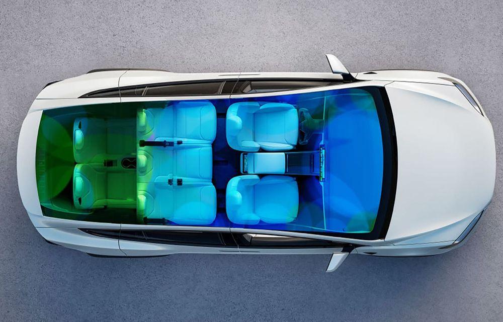 Tesla Model X facelift: până la 1020 CP și un volan care stârnește multe controverse - Poza 12