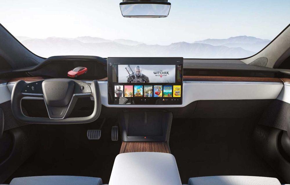 Autoritățile din America vor investiga cât de sigur este noul volan instalat de Tesla pe Model S și Model X - Poza 3