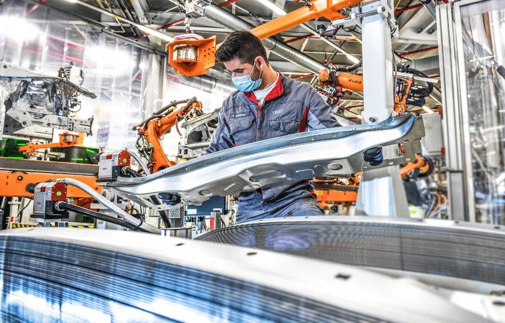 Audi a economisit 94.5 milioane de euro în 2020 mulțumită patentelor angajaților - Poza 1