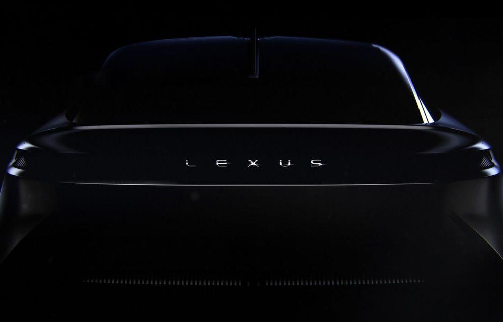 Lexus pregătește un model nou: prezentarea va avea loc până la sfârșitul anului - Poza 1