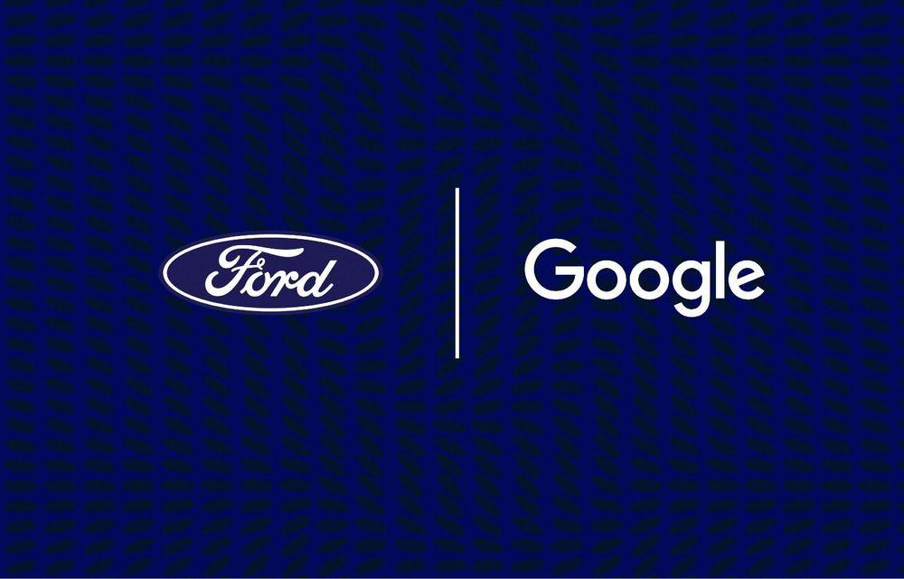 Ford va folosi sistemul de operare Android Automotive pe toate modelele noi, din 2023: parteneriat cu Google - Poza 1