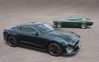 Rămas bun, Ford Mustang Bullit! Locul său va fi luat de viitorul Mustang Mach 1