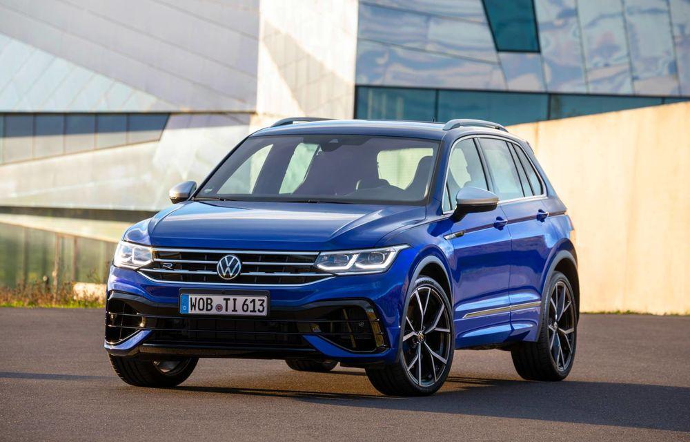 Emisiile scumpesc drastic noul Volkswagen Tiguan R în Franța: încă 30.000 de euro peste prețul oficial - Poza 1