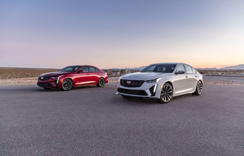 Cel mai puternic Cadillac din istorie are motor V8 asamblat manual și 677 de cai putere - Poza 20