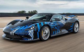 Hypercar-ul electric Battista, testat pe circuit de Nick Heidfeld, fost pilot de Formula 1: livrările încep în 2021