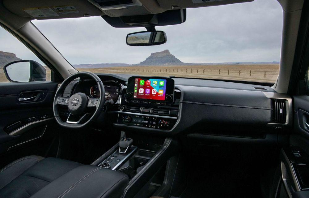 Îl mai țineți minte pe Nissan Pathfinder? O nouă generație a fost lansată în America - Poza 27