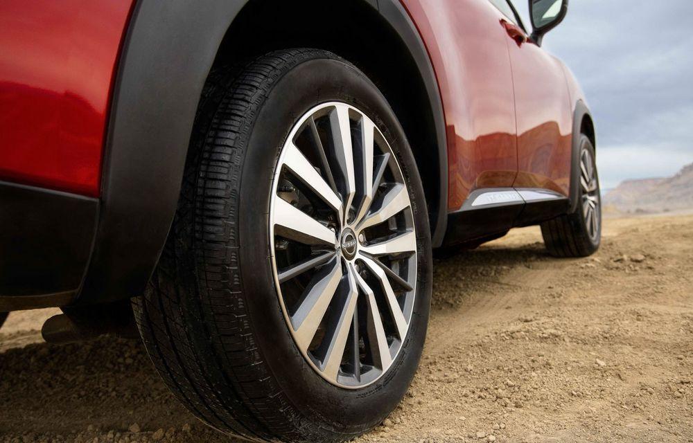 Îl mai țineți minte pe Nissan Pathfinder? O nouă generație a fost lansată în America - Poza 37