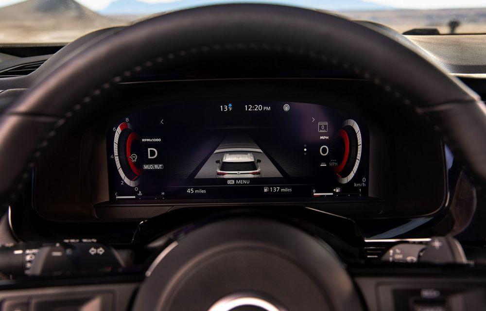 Îl mai țineți minte pe Nissan Pathfinder? O nouă generație a fost lansată în America - Poza 4