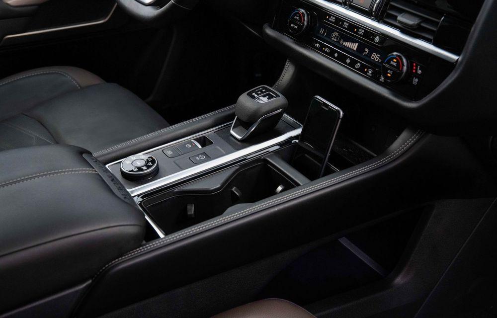 Îl mai țineți minte pe Nissan Pathfinder? O nouă generație a fost lansată în America - Poza 29