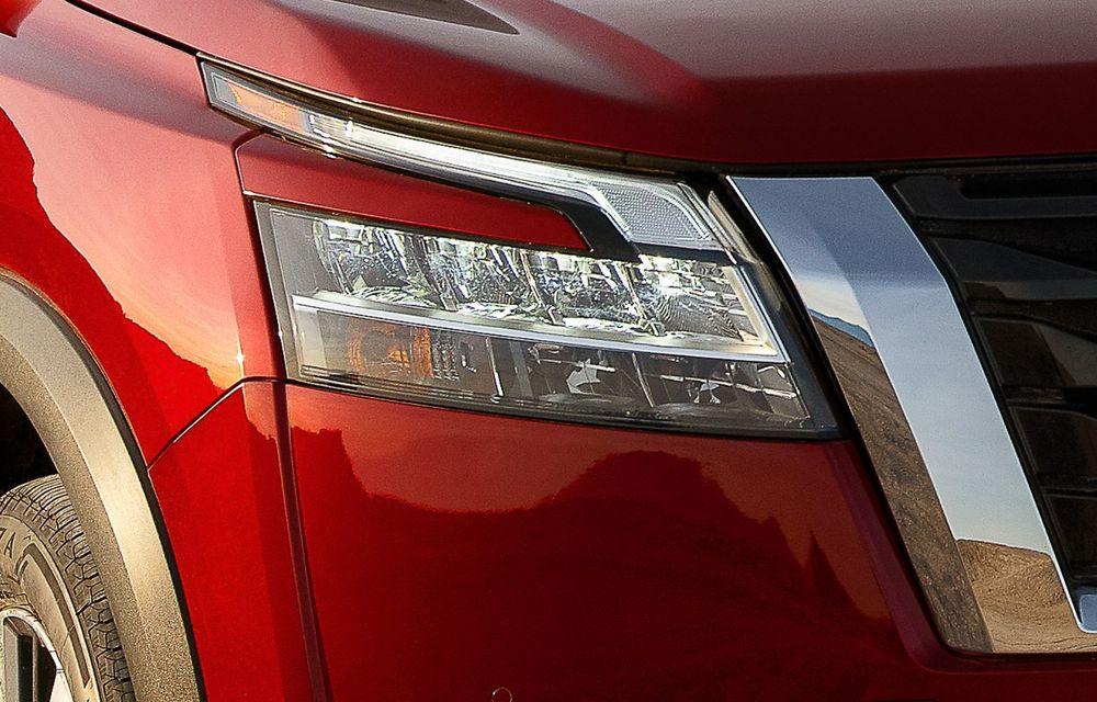 Îl mai țineți minte pe Nissan Pathfinder? O nouă generație a fost lansată în America - Poza 21