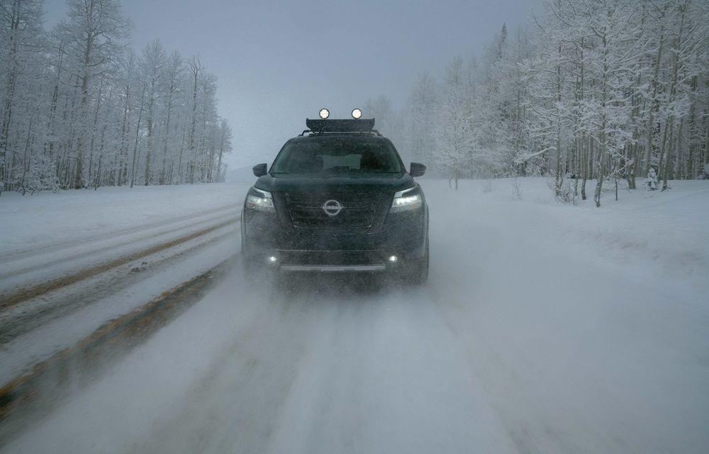 Îl mai țineți minte pe Nissan Pathfinder? O nouă generație a fost lansată în America - Poza 3