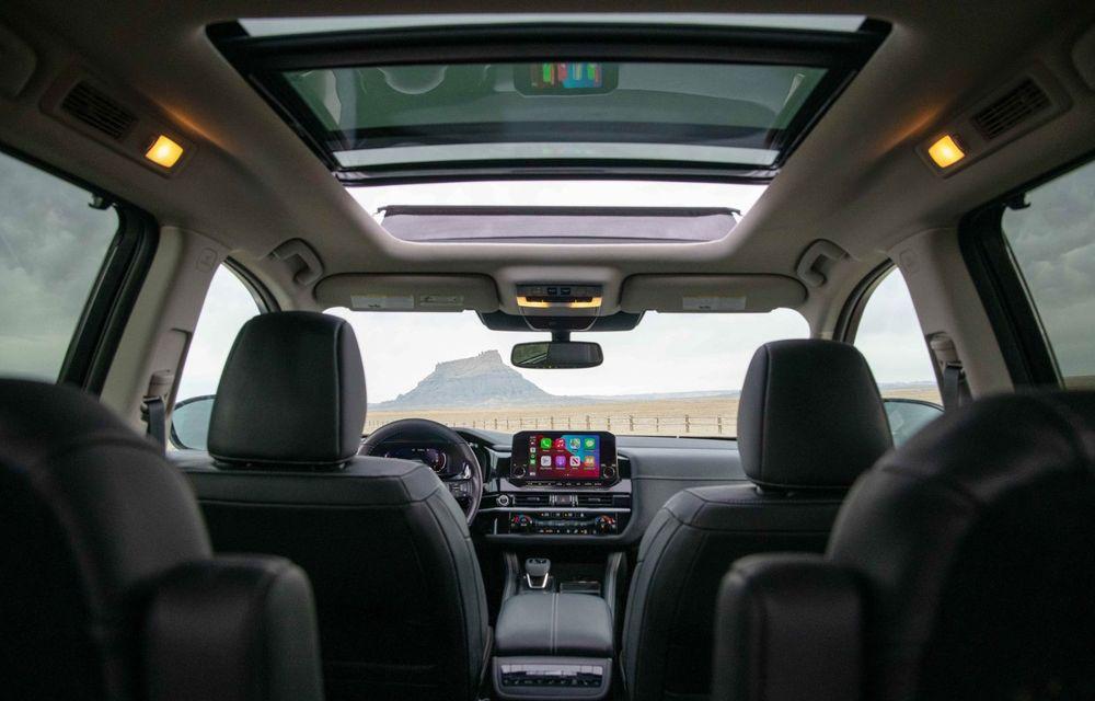 Îl mai țineți minte pe Nissan Pathfinder? O nouă generație a fost lansată în America - Poza 31