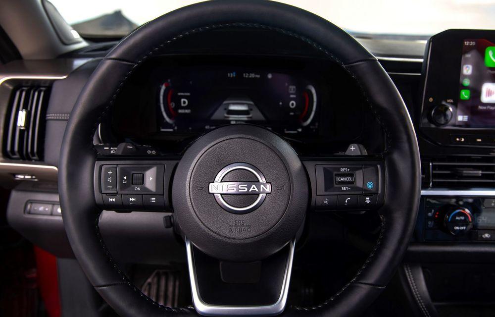 Îl mai țineți minte pe Nissan Pathfinder? O nouă generație a fost lansată în America - Poza 10