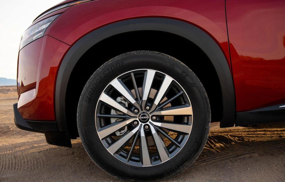 Îl mai țineți minte pe Nissan Pathfinder? O nouă generație a fost lansată în America - Poza 19