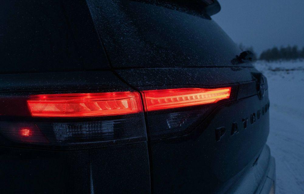 Îl mai țineți minte pe Nissan Pathfinder? O nouă generație a fost lansată în America - Poza 5