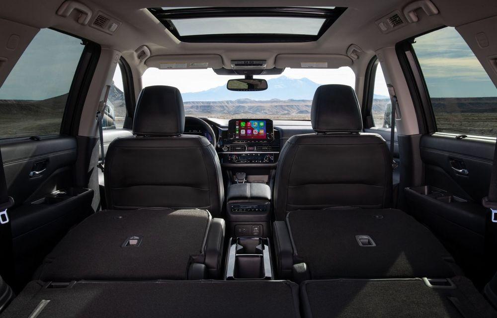 Îl mai țineți minte pe Nissan Pathfinder? O nouă generație a fost lansată în America - Poza 13