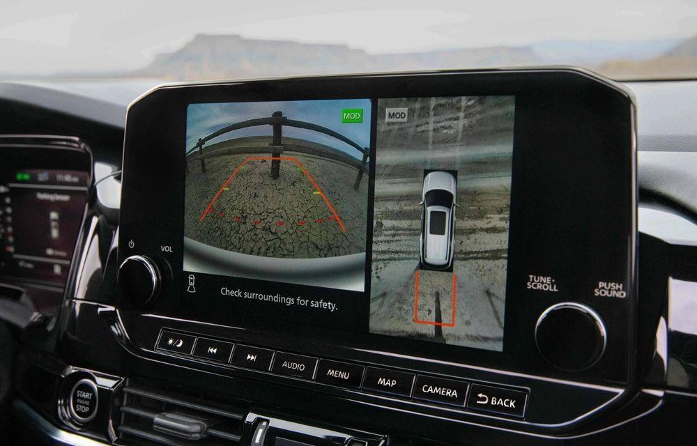 Îl mai țineți minte pe Nissan Pathfinder? O nouă generație a fost lansată în America - Poza 36