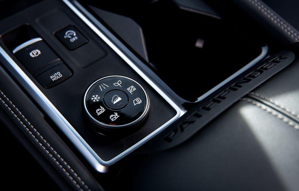 Îl mai țineți minte pe Nissan Pathfinder? O nouă generație a fost lansată în America - Poza 9
