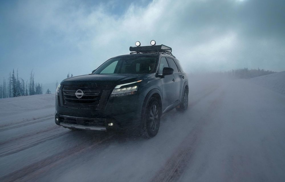 Îl mai țineți minte pe Nissan Pathfinder? O nouă generație a fost lansată în America - Poza 2