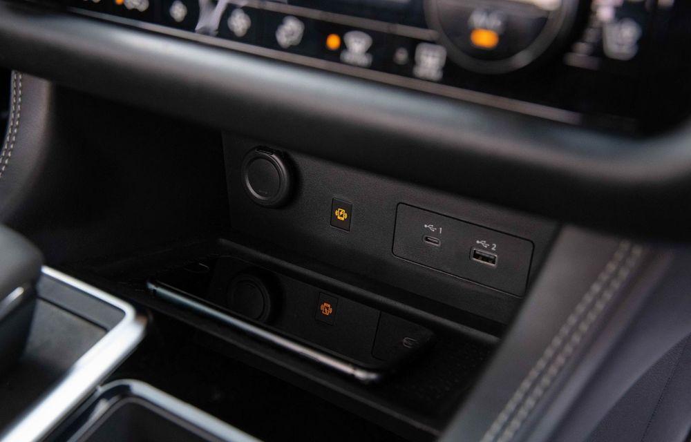Îl mai țineți minte pe Nissan Pathfinder? O nouă generație a fost lansată în America - Poza 28