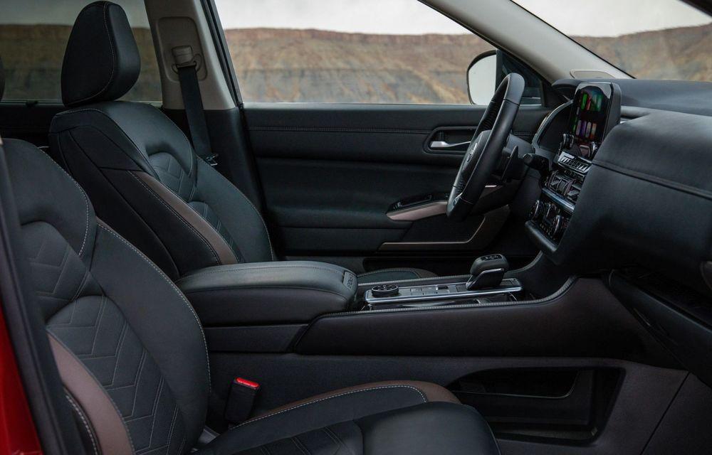 Îl mai țineți minte pe Nissan Pathfinder? O nouă generație a fost lansată în America - Poza 30