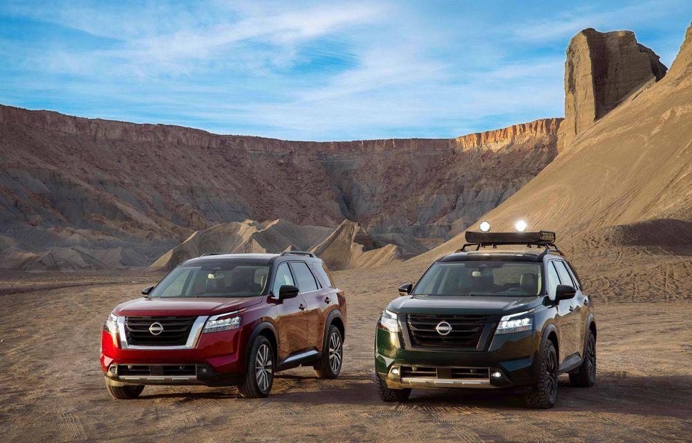Îl mai țineți minte pe Nissan Pathfinder? O nouă generație a fost lansată în America - Poza 24