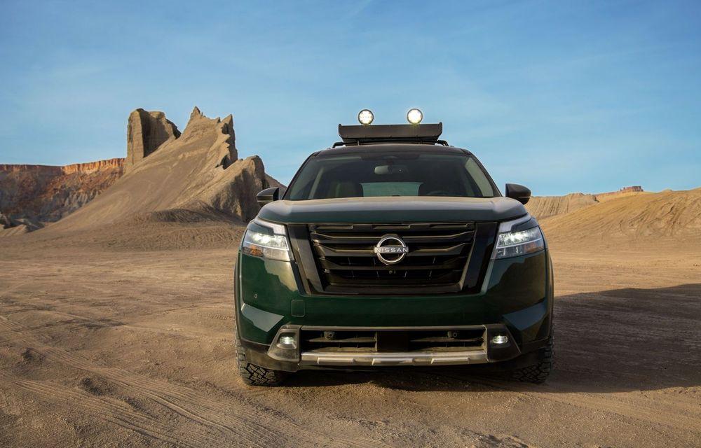 Îl mai țineți minte pe Nissan Pathfinder? O nouă generație a fost lansată în America - Poza 17