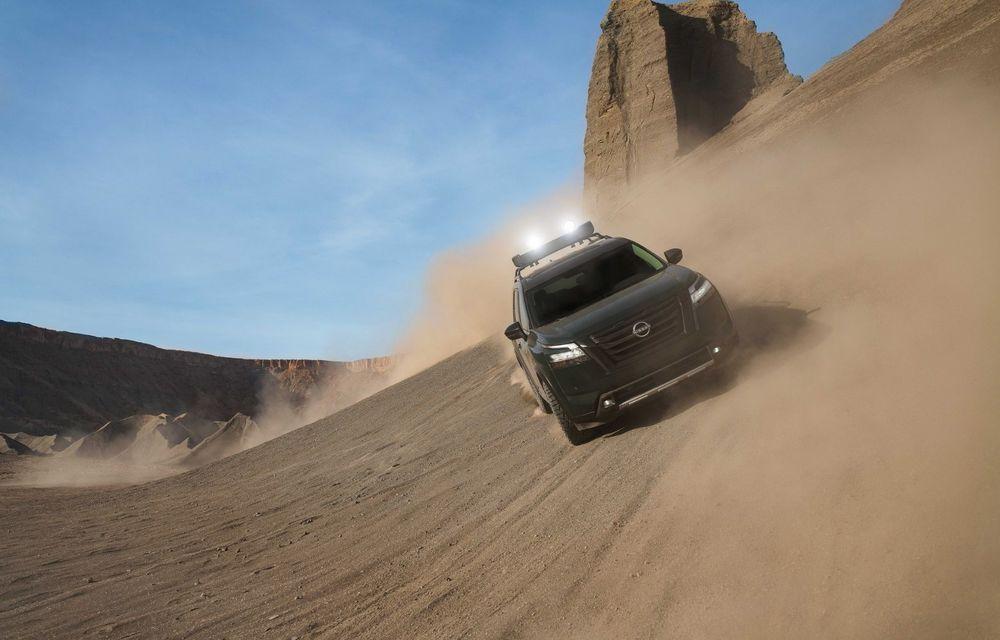 Îl mai țineți minte pe Nissan Pathfinder? O nouă generație a fost lansată în America - Poza 16