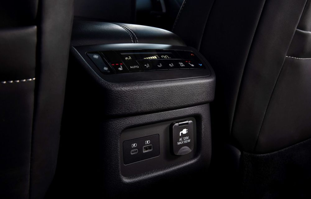 Îl mai țineți minte pe Nissan Pathfinder? O nouă generație a fost lansată în America - Poza 14