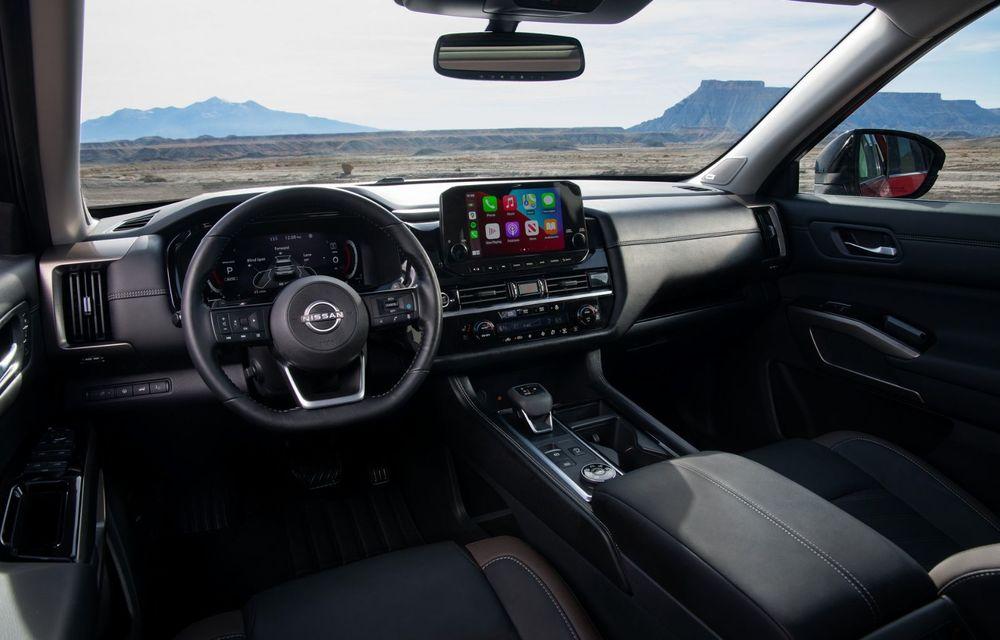 Îl mai țineți minte pe Nissan Pathfinder? O nouă generație a fost lansată în America - Poza 7