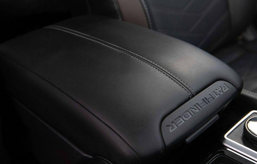 Îl mai țineți minte pe Nissan Pathfinder? O nouă generație a fost lansată în America - Poza 34