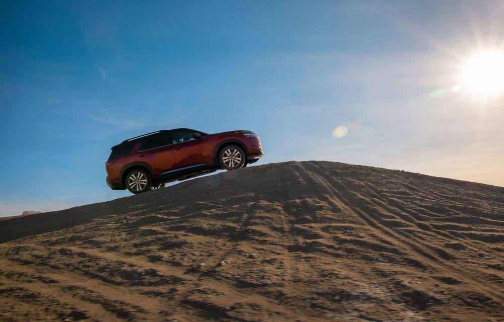 Îl mai țineți minte pe Nissan Pathfinder? O nouă generație a fost lansată în America - Poza 6