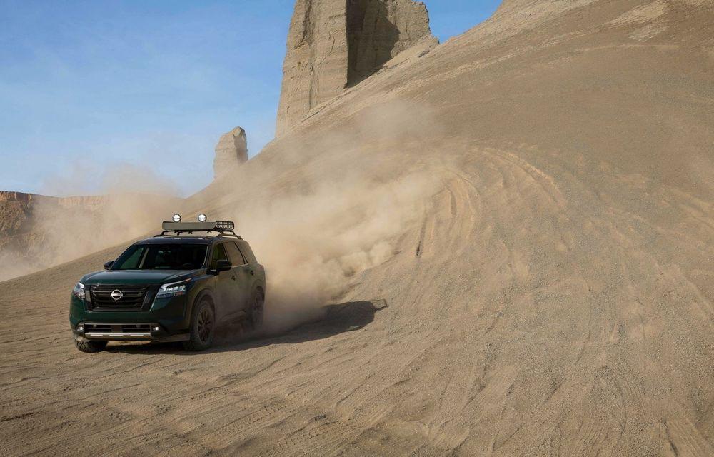 Îl mai țineți minte pe Nissan Pathfinder? O nouă generație a fost lansată în America - Poza 15