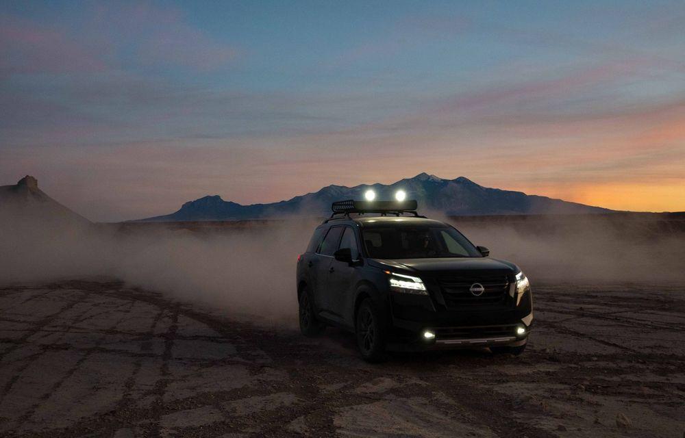 Îl mai țineți minte pe Nissan Pathfinder? O nouă generație a fost lansată în America - Poza 26