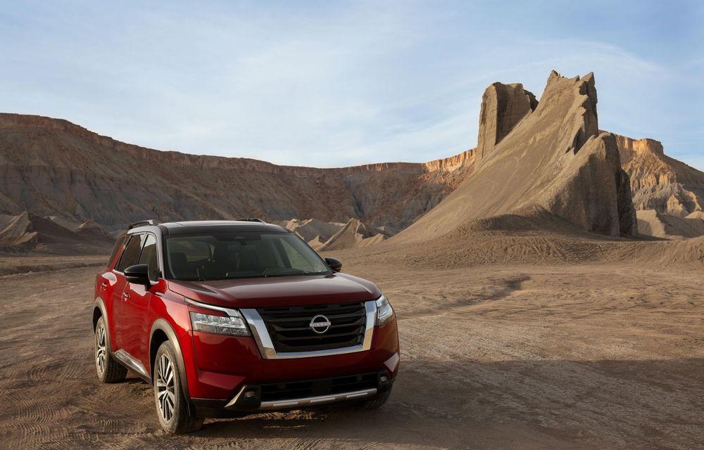Îl mai țineți minte pe Nissan Pathfinder? O nouă generație a fost lansată în America - Poza 20