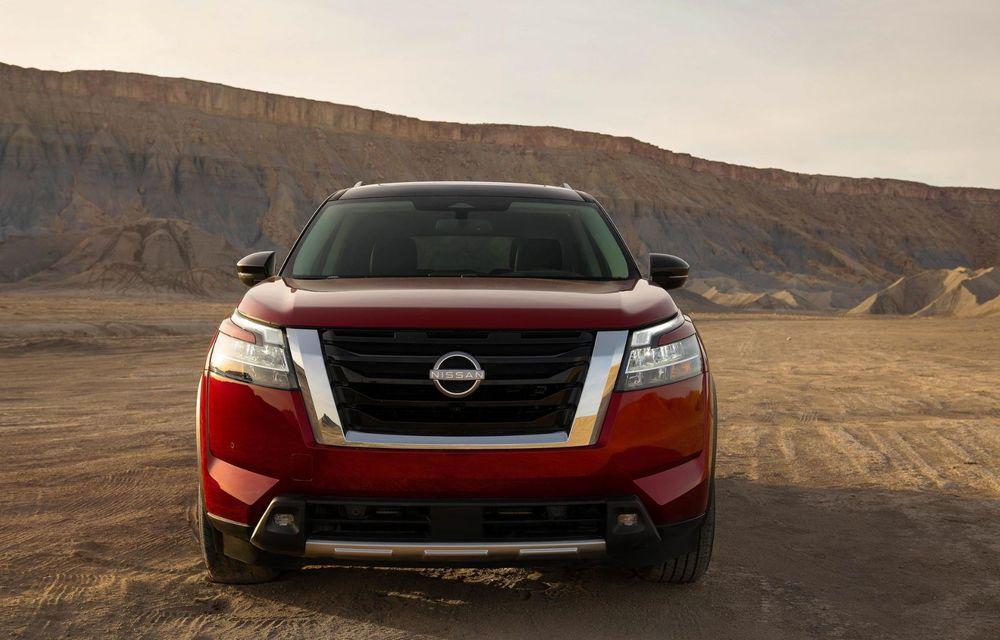 Îl mai țineți minte pe Nissan Pathfinder? O nouă generație a fost lansată în America - Poza 22