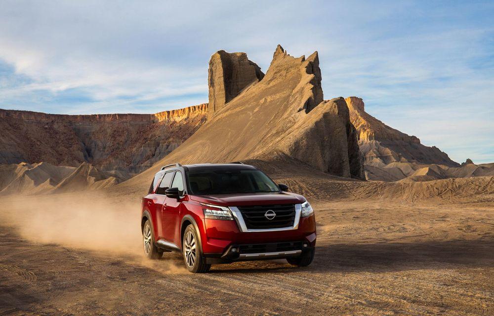 Îl mai țineți minte pe Nissan Pathfinder? O nouă generație a fost lansată în America - Poza 1