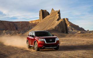 Îl mai țineți minte pe Nissan Pathfinder? O nouă generație a fost lansată în America