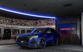 Atunci când un Audi RSQ8 nu este suficient, intervine ABT: 740 de cai putere și 0-100 km/h în 3.4 secunde