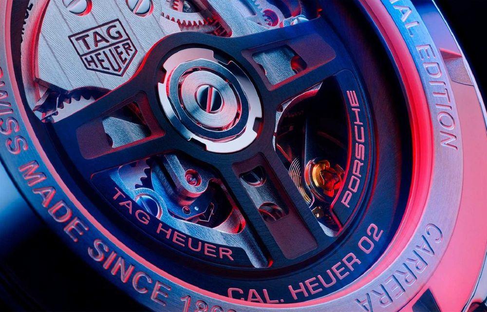 Porsche și TAG Heuer și-au unit forțele pentru a lansa un ceas care costă 6000 de dolari - Poza 3