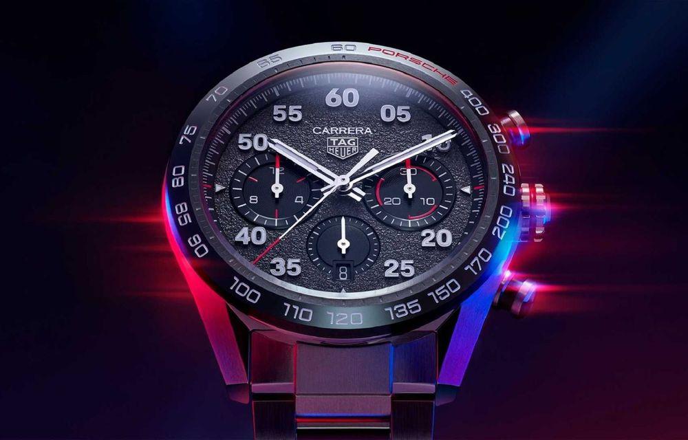 Porsche și TAG Heuer și-au unit forțele pentru a lansa un ceas care costă 6000 de dolari - Poza 1