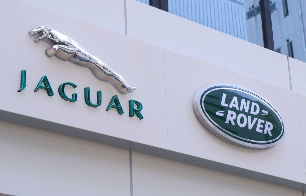 JLR pregătește o strategie privind mașinile electrice: viitorul Jaguar J-Pace ar putea fi lansat în acest an - Poza 1
