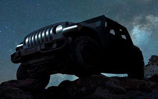 Jeep pregătește un Wrangler 100% electric: conceptul va fi prezentat la sfârșitul lui martie